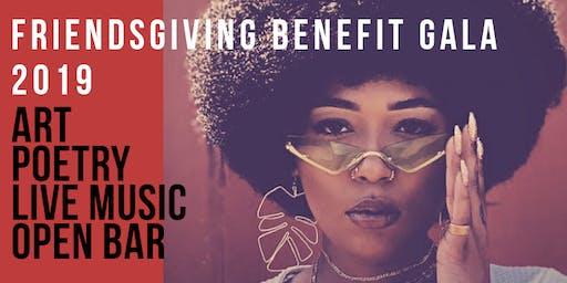 Friendsgiving Benefit Gala