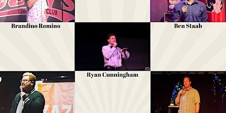 Comedy Junkie Showcase tickets