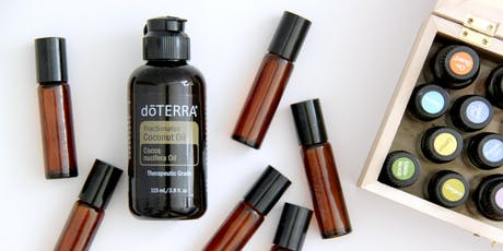 Essential Oils Made Easy - Evergreen Square tickets