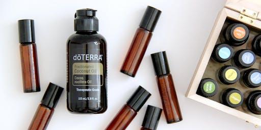 Essential Oils Made Easy - Evergreen Square