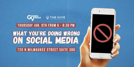 What you're doing wrong on social media tickets
