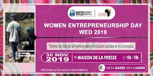 Women Entrepreneurship Day - WED SENEGAL 2019