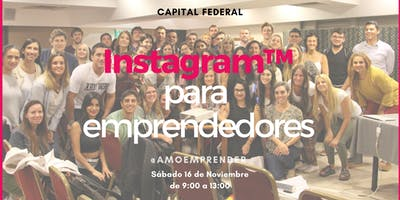 Instagram para Emprendedores en Capital Federal - Última fecha