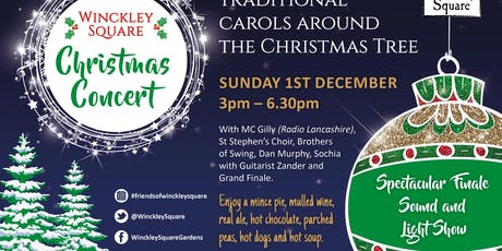 Winckley Square Christmas Concert tickets
