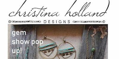 Christina Holland Designs Pop Up @ TDART