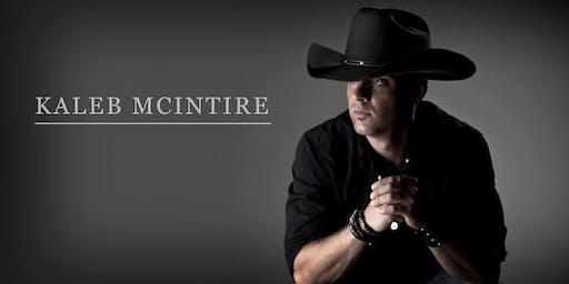 Kaleb McIntire Band Live