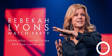 Ladies Only Watch Party - Rebekah Lyons' Session at OCEAN Conference 2019 tickets