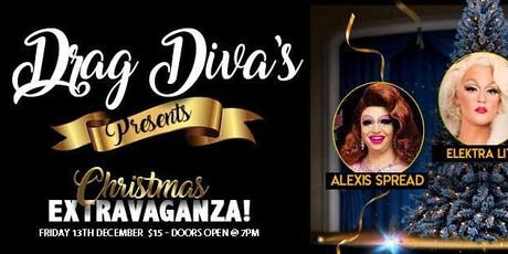 Drag divas: Christmas extravaganza tickets