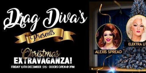 Drag divas: Christmas extravaganza