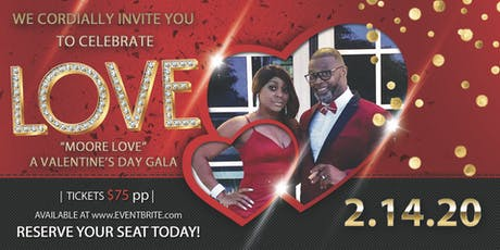 Moore Love tickets