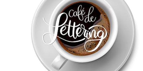 Café de Lettering - Noviembre entradas