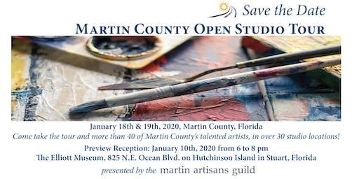 Martin County Open Studio Tour