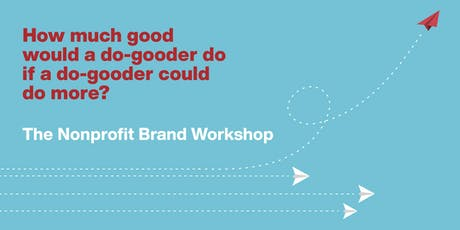 The Nonprofit Branding Workshop tickets