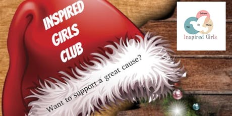 Inspired Girls Club Ugly Sweater Fundraiser and Toy Drive tickets