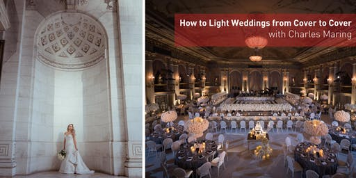 How to Light a Wedding from Cover to Cover with Charles Maring