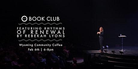 OCEAN Ladies Book Club   Rhythms of Renewal tickets