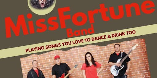 Miss Fortune LIVE at Blackstone Irish Pub