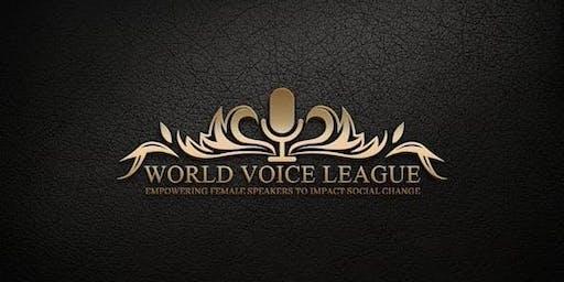 World Voice League Virtual Summit