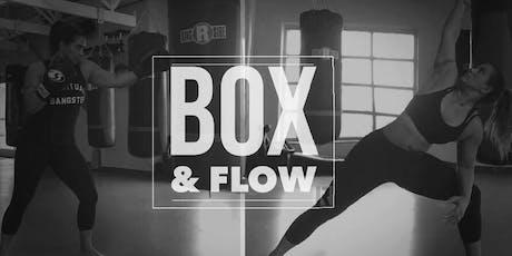 Box + Flow tickets
