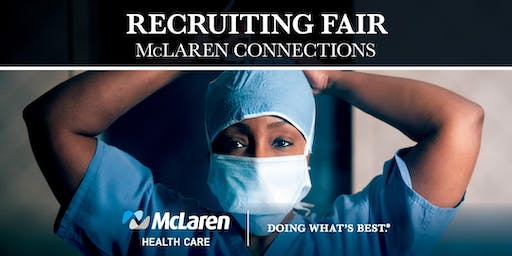 McLaren Health Care Open House