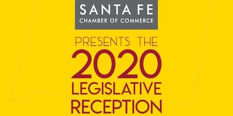 2020 Legislative Reception tickets