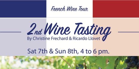 French Wine Tasting tickets