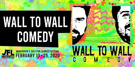Wall to Wall Comedy tickets