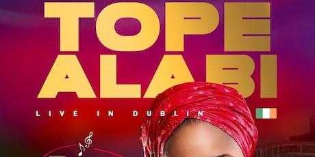 Tope Alabi Live in Dublin tickets