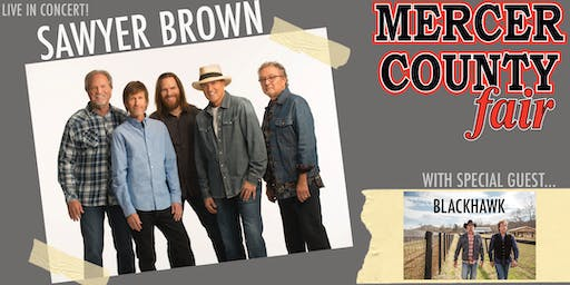 Sawyer Brown with Opening Act BlackHawk