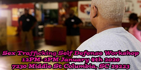 Sex Trafficking Self-defense Workshop tickets