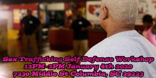 Sex Trafficking Self-defense Workshop