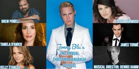 Jonny Blu's 2nd Annual Christma-Hanukkah Festival tickets
