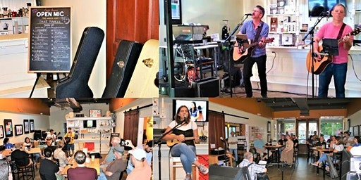 The Beat: Hosted Open Mic