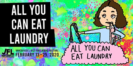All You Can Eat Laundry tickets