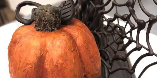 Chocolate Sculpture Class