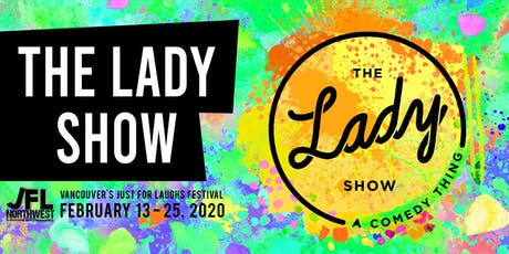 The Lady Show tickets