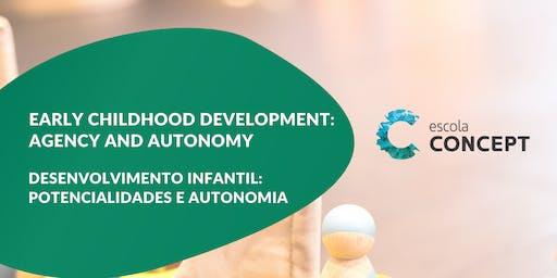 Desenvolvimento Infantil: Potencialidades e Autonomia