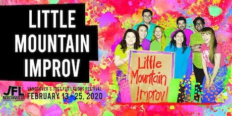 Little Mountain Improv tickets