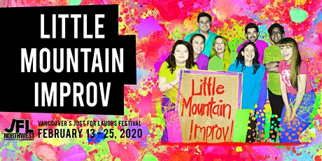 Little Mountain Improv billets