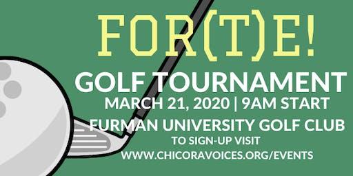 FOR(T)E Golf Tournament