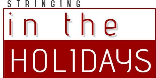 Stringing in the Holidays: The Red Affair