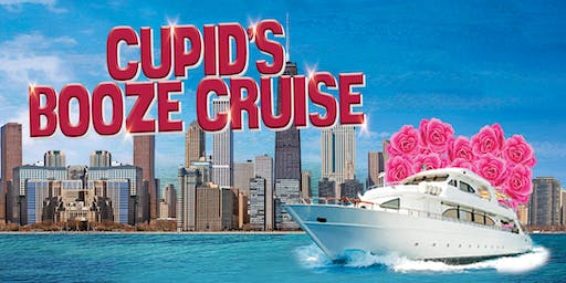 Yacht Party Chicago's Cupid's Booze Cruise on February 15th