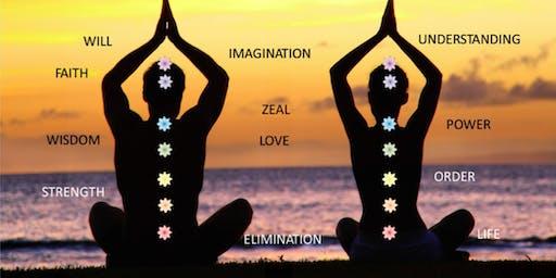 Unity Awakening 12 Powers 7 Chakras Meditation Service