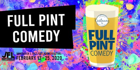 Full Pint Comedy tickets