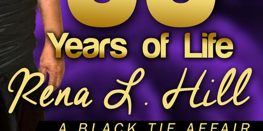 Celebrating 80 Years of Life: Rena L. Hill