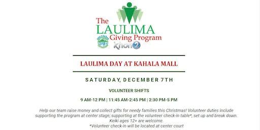 Shift 1 @ Kahala Mall (Laulima Day)