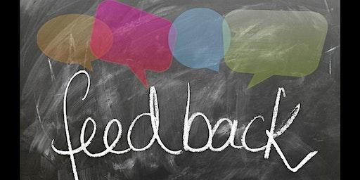 Giving & Receiving Feedback Skills for Supervisors