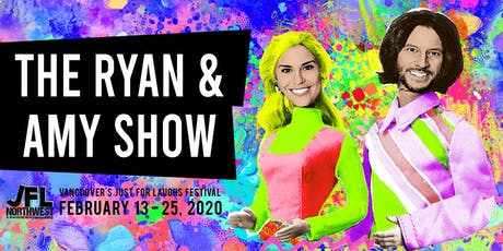 The Ryan & Amy Show tickets