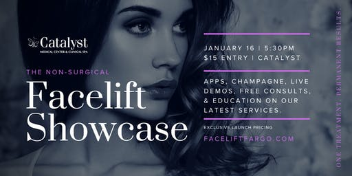 The Non-Surgical Facelift Showcase