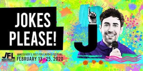 Jokes Please! with Ross Dauk tickets
